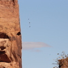 Base jumpers near wall st.