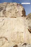 Rock Climbing Photo: Angel of Mercy (November 2017)