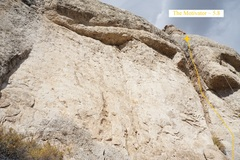 Rock Climbing Photo: The Motivator (October 2016)