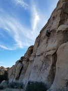 Rock Climbing Photo: Left Mel's Crack