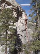 Rock Climbing Photo: Talk of the Nation (February 2014)
