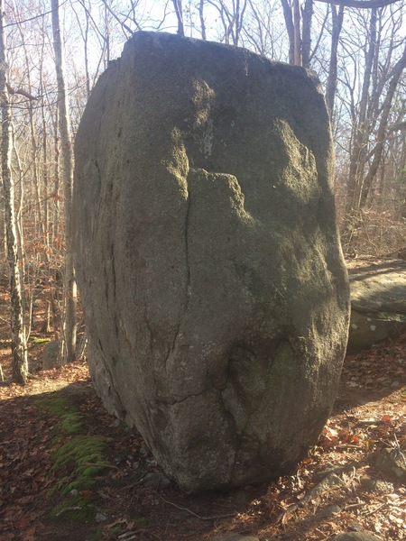 Anomaly Boulder.