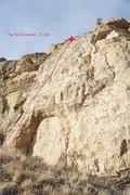Rock Climbing Photo: No Self Control (November 2017)
