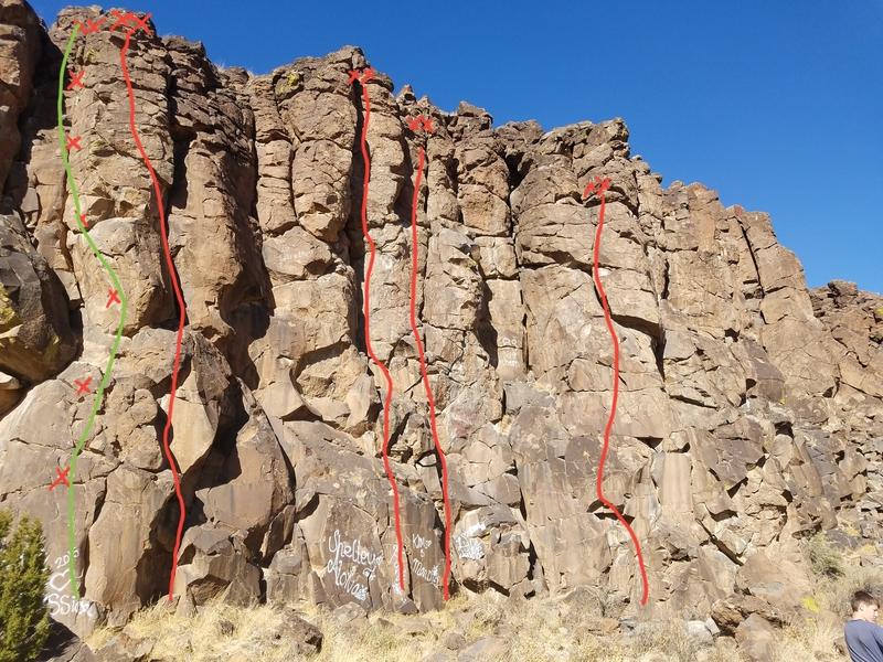 Shoen's wall