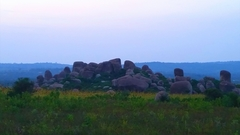 Rock Climbing Photo: more boulders