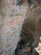 Rock Climbing Photo: Too Many Puppies
