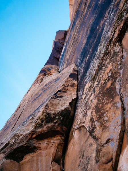 Pretty good looking climb.