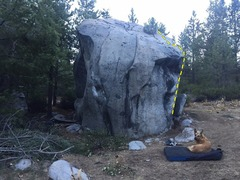 Rock Climbing Photo: Strange Brew