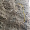 2nd pitch. Yellow line 5.10