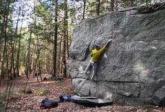 Rock Climbing Photo: The Price of Liberty