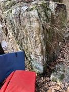 Rock Climbing Photo: Climb the arete