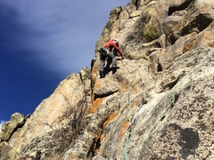 Dave on pitch 3.