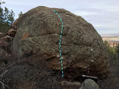 Rock Climbing Photo: Open Project.