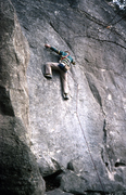 Rock Climbing Photo: FFA of Bolt Route