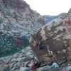 American Boulder, American Dream, V3