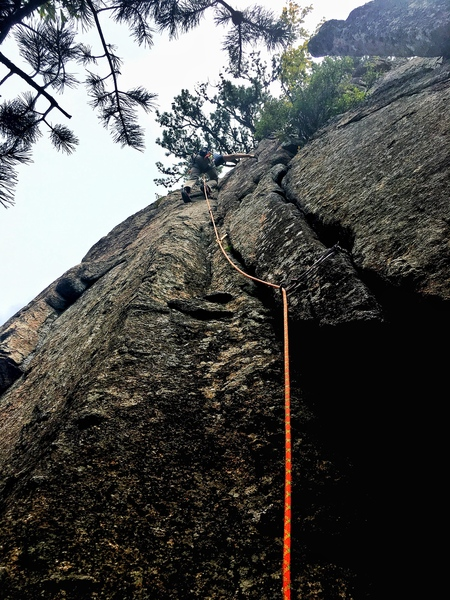An awesome morning on happy cracks! Such a good route!