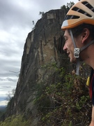 Thin Air, Cathedral ledge, North Conway, NH