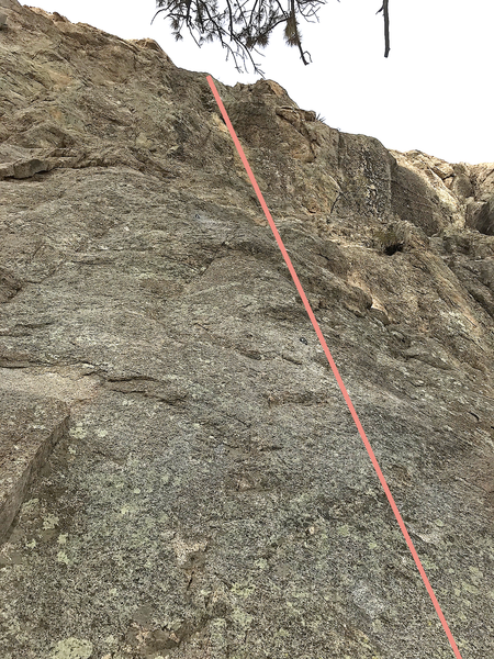 First Route R of Ann Bay Lee