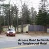Correct Access Road