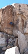 Rock Climbing Photo: Scary Monsters, onsight