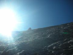 Sunburst pic of Greg DeSantis, 2009 08 10.
