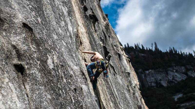 First Yosemite Climb