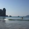 Kayaking from Ao Nang