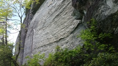 Rock Climbing Photo: Catwalk, right side