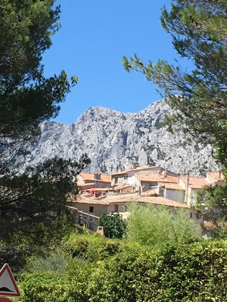 Ste Victoire, Provence France