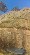 Highball wall (15ft)