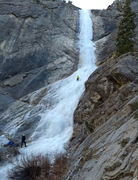 Rock Climbing Photo: Early Season