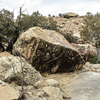 The Gruffalo Boulder.
