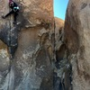 Amber cleaning Baskerville crack clean.  Very nice line!