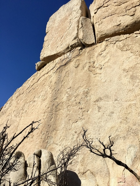 Barbarian Rock.