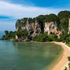 Tonsai Bay from Humanality