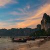Railay at Sunset