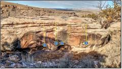 Rock Climbing Photo: 2. Feats of Strength.