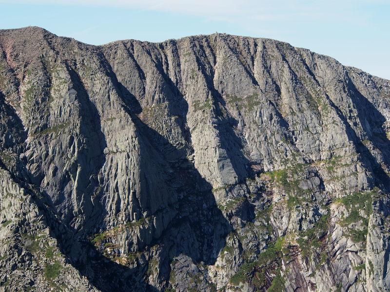 Mt Katahdin - Armadillo Area