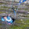 Working the slabs of Nursery Wall.<br> <br> by Dalton Johnson www.daltonjohnsonmedia.com