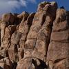 Climbers on Feudal Wall
