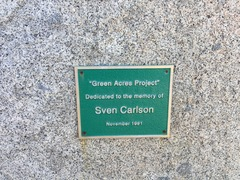 "Rock Climbing Photo: ""Green Acres Project""