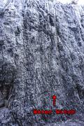 Rock Climbing Photo: Water Witch