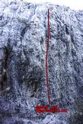 Rock Climbing Photo: Seas of Oppression.