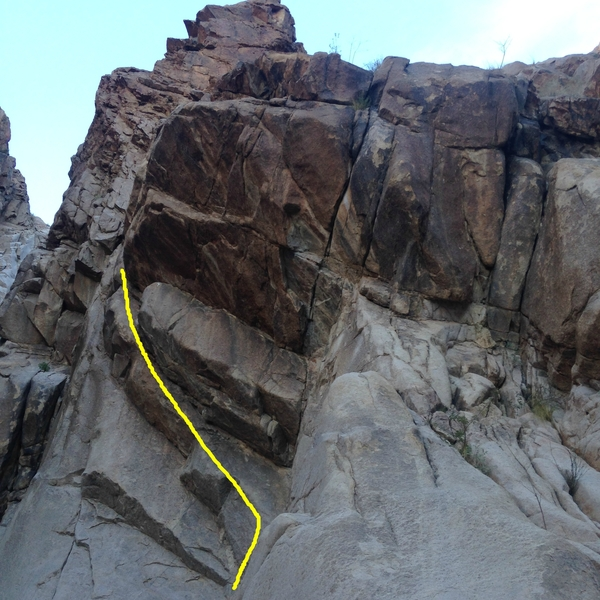 The opening moves of Bennet A Lybarger Route.
