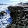 Blowing rocks state preserve in South Florida... December