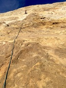 Rock Climbing Photo: San Rafael swell, tea for two