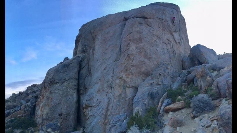 Oz crag