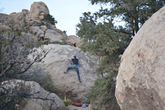 Rock Climbing Photo: Adam Gill