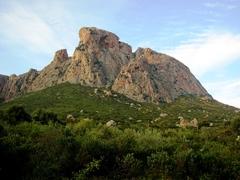 Rock Climbing Photo: Rocher des Gozzi