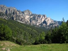 Rock Climbing Photo: Col de Bavella